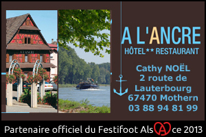 Festifoot 2013 - Hotel-Restaurant