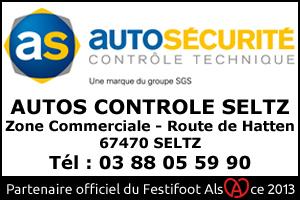 Festifoot 2013 - Autos Contrôle Seltz