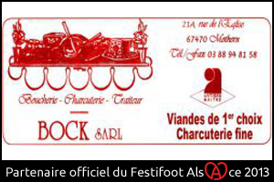 Festifoot 2013 - Boucherie Bock Mothern