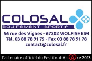 Festifoot 2013 - Colosal Wolfisheim