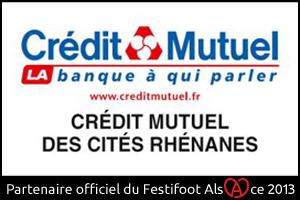 Festifoot 2013 - Crédit Mutuel des Cités Rhénanes Mothern