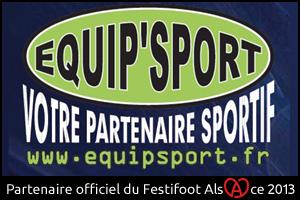 Festifoot 2013 - Equip'Sport Niederhausbergen