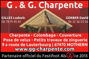 Festifoot 2013 - G. & G. Charpente