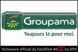Festifoot 2013 - Groupama Caisse de la Lauter