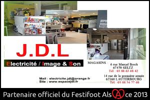 Festifoot 2013 - Espace JDL Seltz