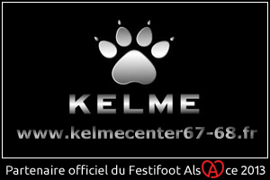 Festifoot 2013 - Kelme Center 67-68 Strasbourg
