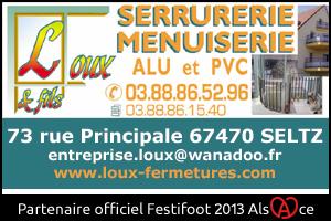 Festifoot 2013 - Fermetures Loux et Fils Seltz