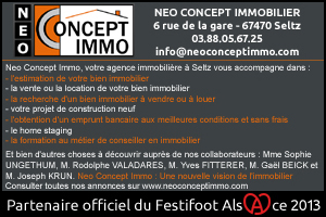 Festifoot 2013 - Neo Concept Immobilier