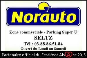 Festifoot 2013 - Norauto Seltz