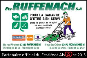 Festifoot 2013 - Ets Ruffenach SA
