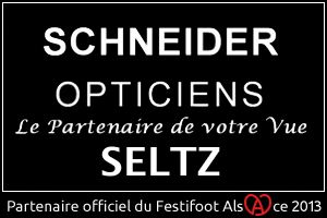 Festifoot 2013 - Schneider Opticiens Selz