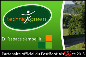 Festifoot 2013 - Technick Green Vittel