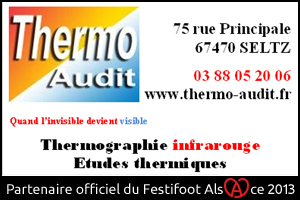 Festifoot 2013 - Thermo Audit Seltz
