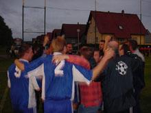 En 2002, Mothern se hissait en finale apr鑣 une victoire � Schleithal.