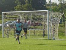 Jo雔 Camolli a ajout� trois buts � son compteur personnel. Encore deux rencontres, et l抋ttaquant retrouvera son Sud�
