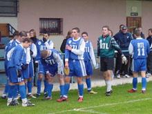 Les 18 ans Promotion disputeront leur deuxi鑝e rencontre de championnat sur la pelouse de Steinseltz.