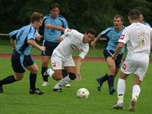 Un difficile d閜lacement attend le FC Mothern � Soufflenheim ce dimanche.