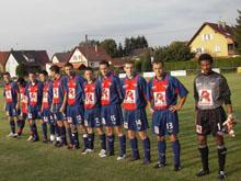 Le FC Schweighouse-sur-Moder, lors du Festifoot 2007, sera un des adversaires du FC Mothern.