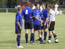 Le FC Steinseltz fid鑜e au rendez-vous mothernois.