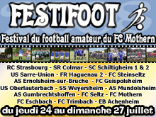 Le FC Eschbach, 16鑝e engag� !