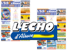 L'Echo D'Alsace, 150.000 exemplaires pour l'閐ition 67 Nord.