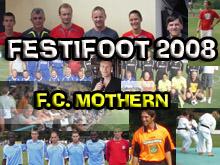 L'album photos du Festifoot 2008.