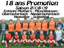 Les 18 ans d扥berlauterbach acc鑔ent aux quarts de finale.