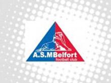 L扐SM Belfort s抏st logiquement impos� (1-0) face au FC Mulhouse.