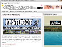 Osons Magazine Hebdo : � Pour toutes celles et ceux qui osent dans le Nord Alsace �.