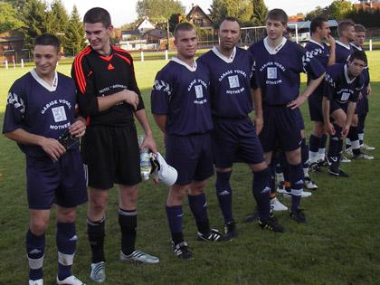 Le FC Mothern toujours � la recherche de sa 5鑝e victoire de la saison.
