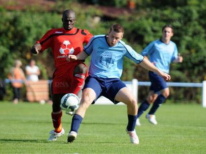 Robert Koudjodji et le FC Mothern tenteront d'accrocher une troisi鑝e victoire de rang.