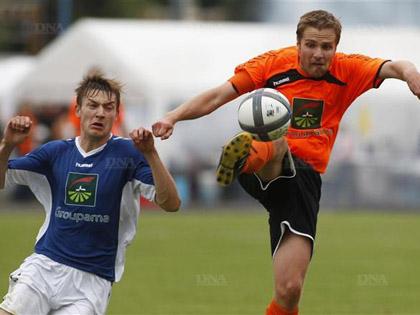 Franck Joerger et l'US Oberlauterbach se sont inclin閟 face au Sporting Club de Schiltigheim.