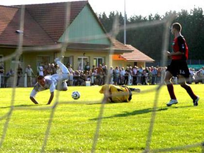Le foot amateur est � l'honneur du c魌� de Mothern dans le Bas-Rhin et � Riquewihr pour les Haut-rhinois en ce mois de juillet.
