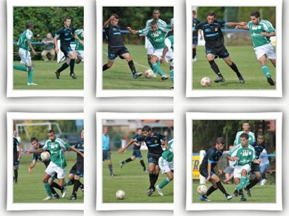 L'album photos du match FC Geispolsheim 01 - SC Schiltigheim B (0-0).