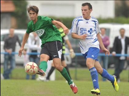 Beno顃 Patin et les SR Colmar seront une nouvelle fois pr閟ents � la Neuwiese fin juillet.