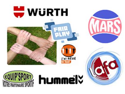 Les partenaires sont nombreux � soutenir le classement du Fair-Play.