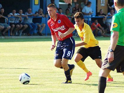 Joey Bey et le FR Haguenau ont largement domin� le FC Rastatt 04 (4-0).