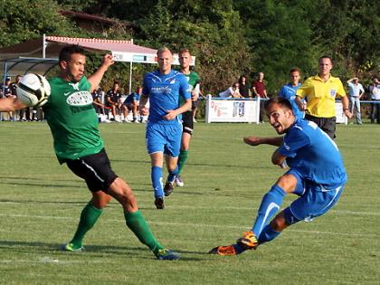 U23 gewinnt letzten Test 2-1 gegen Colmar.