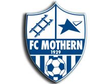 Voil�, le logo officiel du FC Mothern.