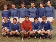 Les champions 1968-69 !